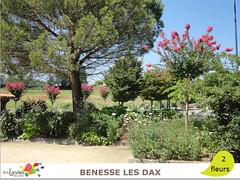 benesse (Tourisme Landes) Tags: landes fleurs vvf