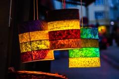 Kingstreet Lampions (timothysuncastle) Tags: lübeck königstrase lampion licht