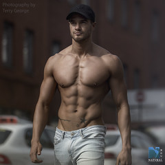 Ben Smith NFM (TerryGeorge.) Tags: natural fitness models abs six pack workout toned athletic muscle shirtless