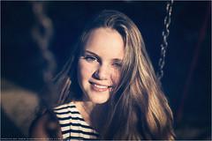 Faces of Isa IV (Passie13(Ines van Megen-Thijssen)) Tags: isa stramproy buitenshoot face girl portrait portret vintage netherlands canon sigma35mmart inesvanmegen inesvanmegenthijssen