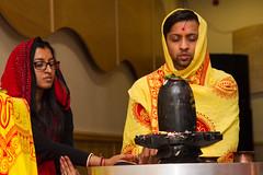 Shree Swaminarayan Mandir - Dharma Bhakti Manor -  Shivratri 2017075 (Dharma Bhakti Manor) Tags: shivratri maha sivaratri shivaratri sivarathri hindu festival lord shiva shiv pooja poojan linga shivling lingam mahadev bilva bael year utsav rudra abhishek