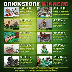 Brickstory 2017 Winners (RLUG Kockice) Tags: brickstory 2017 lego kockice contest winners