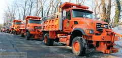 Greenburgh Highway Department (Seth Granville) Tags: greenburgh ny mack granite highway department dpw snow plow spreader sander
