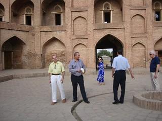 Hissar Mosque-Tajikistan