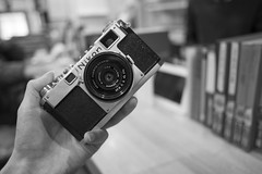 Nikon S2 (N . K .) Tags: nikon nikondf df nikkor nikons2 s2 film nippon kogaku japan photocafe cafe tea room tearoom coffee