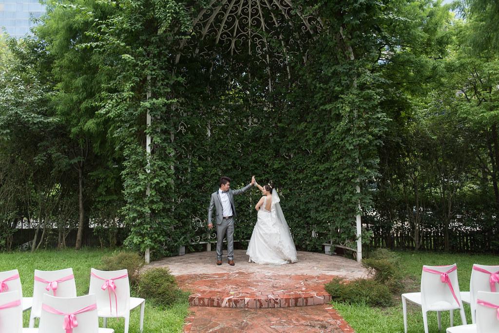 中僑花園飯店婚禮記錄雅琇與紋瑞-52