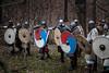Get ready! (Crones) Tags: canon 6d canoneos6d viking vikings czech czechrepublic praha prague canonef24105mmf4lisusm 24105mmf4lisusm 24105mm weapon shield sword