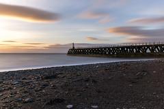 Maryport Pier (tj3509) Tags: maryport sea seascape long exposure d3100 filter nd10 beginner