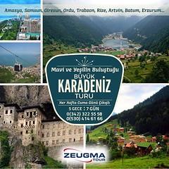 Mavi ve Yeşilin Buluştuğu Büyük Karadeniz-Batum Turu, 5 Gece 7 Gün! Her Cuma Kesin Çıkışlı... Amasya, Samsun, Giresun, Ordu, Trabzon, Rize, Artvin, Batum, Erzurum... #karadeniz #karadenizturu #gaziantep #ZeugmaTour #Zeugma #Tour #tur #turizm #seyahat #gez (Zeugma Tour) Tags: gaziantep zeugmatour zeugma tour tur turizm seyahat gezi tatil kaçamak kültür tarih sanat türkiye visit instatravel travel tourism history travelgram art culture travelling turkey istanbul anıyakala zamanıdurdur gununkaresi