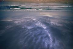 Marina Blues and Greens. (Prabhu B Doss) Tags: prabhubdoss marina bayofbengal sea waves blue clouds travelphotography nature nikond80