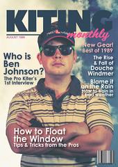 Kiting Monthly | Ben Johnson Cover #1 (Dylan Childs) Tags: magazine magazinecover graphic graphicdesign kiting kitingmonthly skyblades comedy humor parody spoof satire sports sportsmagazine retro vintage canon canon5d markiii