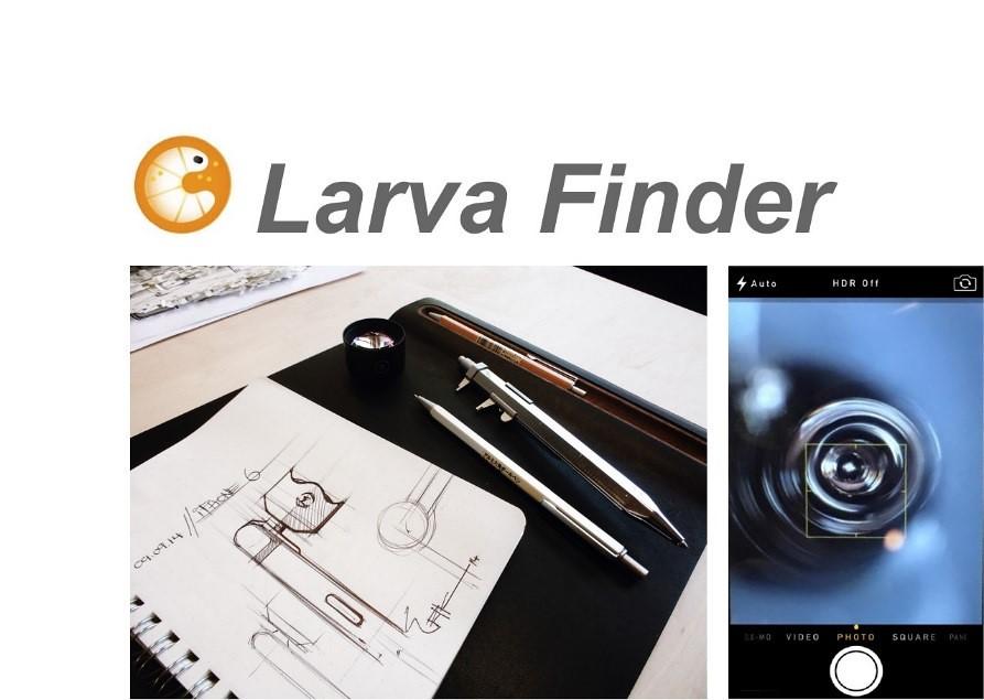 LarvaFinder