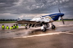 P51 Mustang (tamson66) Tags: canon airplane aircraft airshow mustang