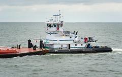 M/V Trinity (OnOne.jb) Tags: mississippi kirby marine trinity inland barge sounds mv towboat