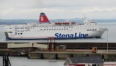 14 06 02 Rosslare  (30) (pghcork) Tags: ireland ferry ships shipping wexford ferries rosslare stenaline irishferries