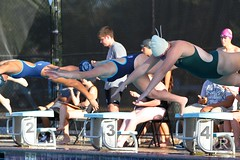 Northshore Swim Meet (some NOLA) Tags: sports swimming swim highschool meet