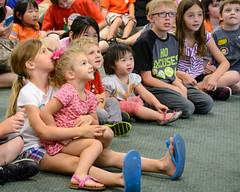 Young Audience Enjoys Silly Safaris (WayNet.org) Tags: library indiana richmond program waynecounty waynet morrissonreeveslibrary sillysafaris