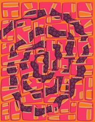 Spirale (Gwendal_) Tags: trip art strange spiral weird punk raw drawing outsider brest trippy gwen lowbrow breton spirale artiste brut trange gwendal centrifugue graphiste singulier gwenboul figurationlibre uguen gwendalorg centrifuguefr