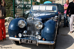 Triumph 1800 1949 (fangio678) Tags: classic cars 04 voiture collection coche alsace triumph oldtimer 1800 06 1949 ancienne 2014 youngtimer voituresanciennes anglaise chatenois