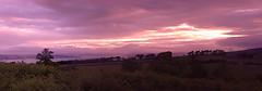 River Clyde from Carman Hill (Brian Travelling) Tags: sunset alexandria landscape scotland greenock scenery cloudy argyll hill scenic gourock balloch carman helensburgh ayrshire cardross carmanhill pentaxkr brianmcdiarmid