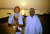 Magh Mela  .. Prayag near Allahabad , India 1994 (Nick Kenrick..) Tags: 1994 hindu sadhu ganges allahabad prayag maghmela