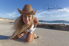 Summer Breeze (Jason Whittle XsLight Photography) Tags: seascape beach beauty hat female model women shoot modeling cowgirl beachshot flickrestrellas panoramafotográfico thebestofmimamorsgroups vividstriking peopleenjoyingnature magicmomentsinyourlife magicmomentsinyourlifelevel2 onlythebestofflickr