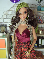 Everyday magic! (Levitation_inc.) Tags: girls fashion model doll handmade barbie levitation muse clothes poppy dynamite royalty parker fr2 pivotal nuface