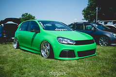 VW Cult Classic (Mike Burns Photography) Tags: golf dia r slaw mikeburns dapper bagged mk6 golfr rotiform slawbuilt mikeburnsphotography dapperfam