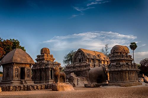 Mahabalipuram Pancharatha