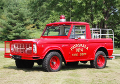 Pataskala - 1967 Ford Bronco (kyfireenginephoto) Tags: pickuptruck fireengine fordtruck pfd grassfire pickerington fordbronco reynoldsburg lickingcounty 1967ford spaamfaa ohiofire westlicking