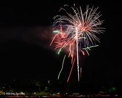 Fireworks at the Fair on the Fourth (Images by John 'K') Tags: nikon fireworks fourthofjuly july4th 4thofjuly independenceday johnk 2470mm d610 johnkrzesinski randomok nikond610