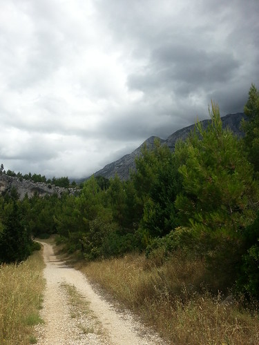 Through the Biokovo Mountain