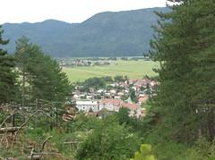 Sentiero verso Slivnica