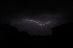 DSC_3328_LR (CharlieBro) Tags: italy storm rain thunderstorm lightning modena pioggia temporale fulmine