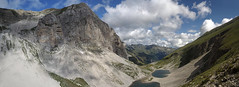 Alpinismo Sibillini - via Achille
