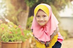 Ai Farisya @ Eid Mubarak 2014 (Firdausi Nuzula) Tags: kids portraits children photoshoot outdoor eid malaysia raya hari ramadhan salam ai aidilfitri selamat syawal daugther eidulfitri kelantan mubarak 2014 anugerah bachok farisya seindah firdausi nuzula