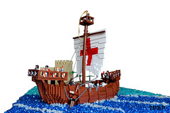 To War! (peggyjdb) Tags: war king lego holy richard third crusade acre britishhistory