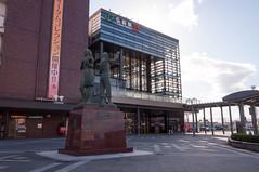 弘前駅 (GenJapan1986) Tags: 2011 弘前市 弘前駅 旅行 青森県 日本 東北地方 japan travel aomori nikond90 station