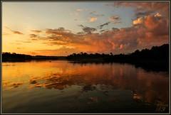 When the light is right! (WanaM3) Tags: park reflection nature colors clouds sunrise outdoors texas sony ngc bayou npc pasadena canoeing paddling a77 waterscape bayareapark clearlakecity armandbayou sonya77 wanam3