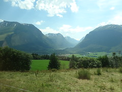 Norway valley.