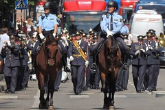Military parade (bokage) Tags: musician horse sweden stockholm police riding kungstrdgrden changeofguard vaktparaden bokage