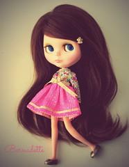 A Doll A Day. Aug 1. Bernadette