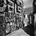 Graffiti Straat Fuji Neopan 400