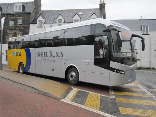 Shiel Buses SD14 YDG