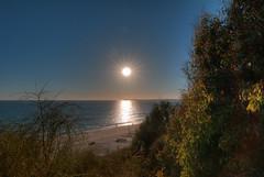 Atardecer en la playa 1 (cives-expat) Tags: sunset españa beach atardecer spain playa andalusia hdr anochecer elpuertodesantamaría elancla