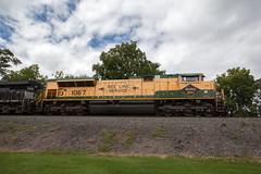 Norfolk Southern 1067 (T-3 Photography) Tags: railroad heritage train canon pennsylvania ns rail wideangle trains pa locomotive 1740mm railfan norfolksouthern readingrailroad 5dmarkii easternrailroads