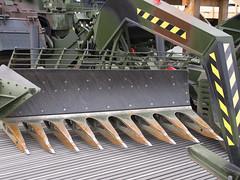Armeefahrzeug an der Air14 (Priska B.) Tags: schweiz switzerland swiss swissarmy luftwaffe flugshow armeefahrzeug air14 sweizerarmee