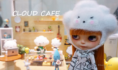 "STGCC Saying ""Hi"" to friends at the Cloud Cafe"