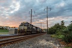 NS Z5X - Port Road - Cola (Prr_Cabin) Tags: cola ns portroad z5x