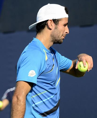 Adrian Menendez-Maceiras - 2014 US Open (Tennis) - Qualifying Rounds - Adrian Menendez-Maceiras